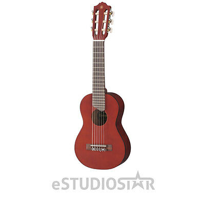 Yamaha GL1 Guitalele Guitar Ukulele (Persimmon Brown) NEW