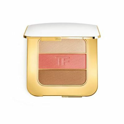 TOM FORD THE AFTERNOONER Soleil Contouring Compact 0.70 oz 20g Limited Edition