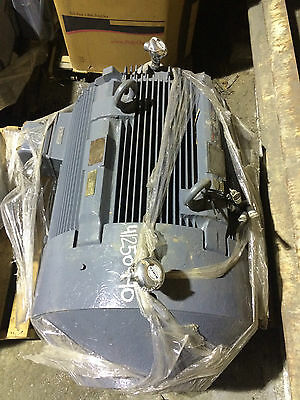 400 HP 575 V. Westinghouse Electric Motor(#239-G8)