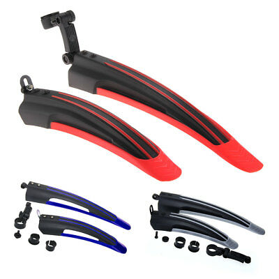 Cycling Bicycle Road Front Rear Mud Guard Mudguard Set Mountain Bike Tire Fender