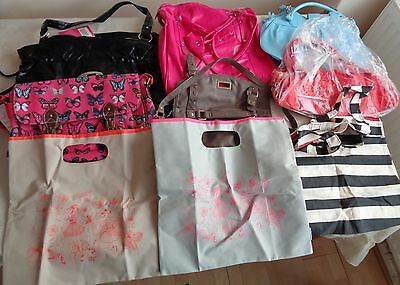 Job Lot Of 30 Wholesale Womens Shoulder/summer Bags Brand New Sealed
