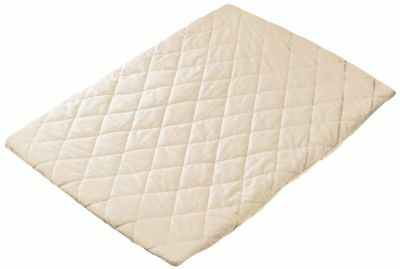 Playette Quilted Travel Cot Fitted Sheet Free Shipping!