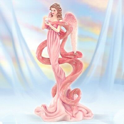 Angel of Faith - Messengers From Above -Thomas Kinkade Figurine Bradford