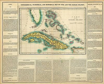120 old antique maps of CUBA genealogy lots HISTORY teach atlas pre embargo