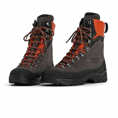 Husqvarna Leather Boots with Chainsaw Protection Technical 24 Arborist