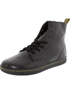 Dr. Martens Women's Leyton Ankle-High Leather Boot