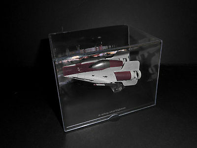 Star Wars Model A-Wing Starfighter [Star Wars Official Starships Collection]