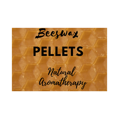Beeswax Pellets 100% Pure Natural Cosmetic Grade Candle and Soap Making