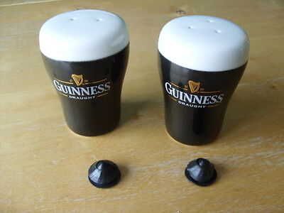 Guinness Salt And Pepper Cruet Set - Guinness Collector