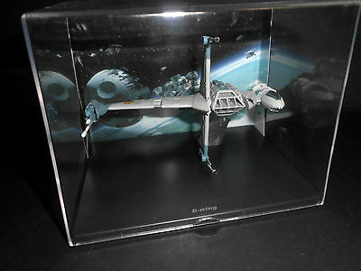 Star Wars Model Rebel B-Wing Fighter [Star Wars Official Starships Collection]