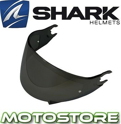 Shark Dark Smoke Pinlock Ready Visor Fits Skwal 2 Spartan D-Skwal Genuine Item