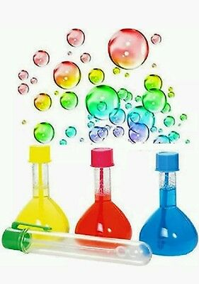 Magic Bubble Cool Special Gadget Ideal Fun Present Gift For Kid Birthday Boy Toy