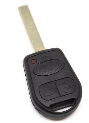 Fits Land Rover Range Rover L322 VOGUE HSE 3 BUTTON REMOTE KEY Fob case shell
