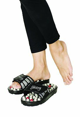 Yantra Slippers Accupressure Pressure Magnetic Points Therapy Stimulation RRP£30