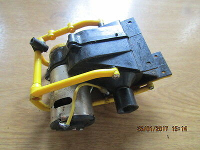 Tamiya Falcon Gearbox Motor Cage With All Inner Gears And Inner Hubs Vintage
