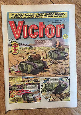 Victor (Collectable Comic) - No 1114 June 26th 1982 - D C Thompson & Co Ltd