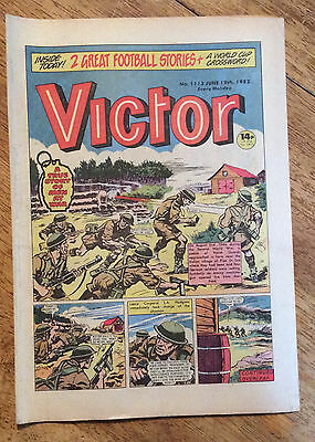 Victor (Collectable Comic) - No 1113 June 19th 1982 - D C Thompson & Co Ltd