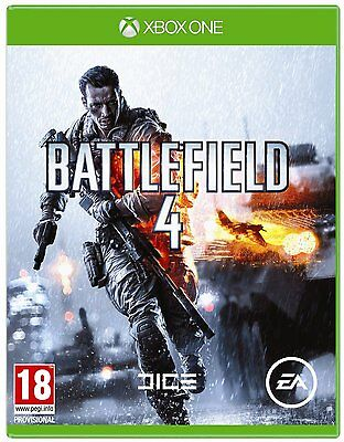Battlefield 4 Xbox One Brand New And Sealed
