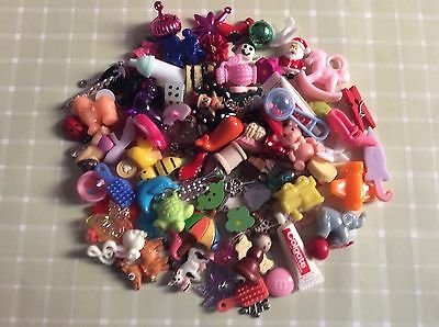 100 I Spy Trinkets For I Spy Bags And Bottles - Miniatures- Educational Game