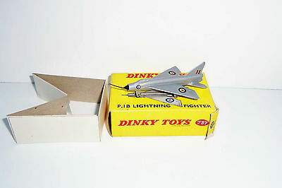 Dinky Toys No. 737 P.1B Lightning Fighter Mint Boxed