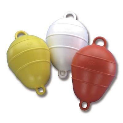 Pear-Shaped Buoy For Mooring Nautical Signalling And Plastic Accessories