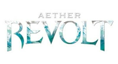 1x  Aether Revolt Complete Set of Commons/Uncommons x 4 Near Mint Magic Complete