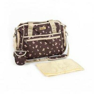 Love Is Diaper Bag