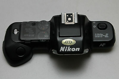 NIKON F401 N4004 TOP PLATE COVER (other parts available-please ask)