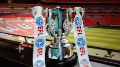 Pre-Order 2017 EFL CUP FINAL Official Programme  Southampton V Manchester United