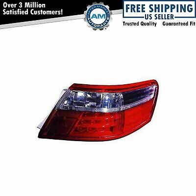 Outer Taillight Taillamp Right RH Passenger Side Rear for 07-09 Camry Hybrid