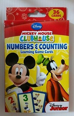 Learning Game Cards  (Numbers & Counting)