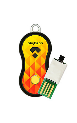 SkyBean acoustic Variometer for Paragliding and Hang Gliding Pilots