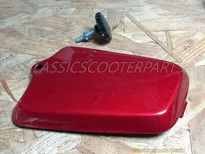 Honda RED battery tool side cover SS50 CL70 CD50 CD70 Benly PLEASE READ! H2482
