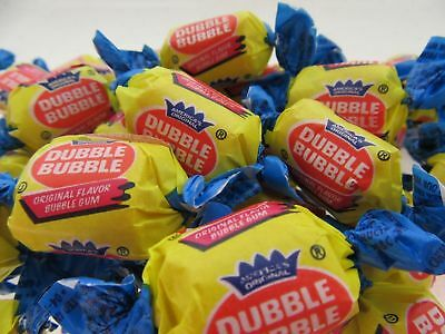 8oz Half Pound Double Bubble America's Original Bubble Gum Chewing Sweets BFR