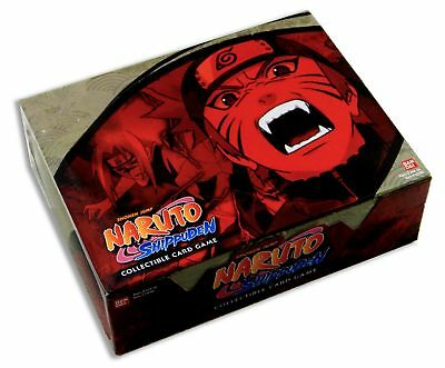 Naruto Broken Promise TCG CCG Booster Box - 24 Packs - 10 Cards Per Pack