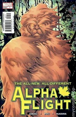 Alpha Flight (2004 3rd Series) #7 VF