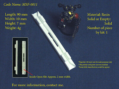 MSF-0011 - (Bits for Wargame) - Support Stand X 2 - Lot 01