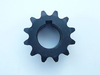 "12 Tooth Sprocket with 3/4"" 19mm Bore suits Go Karts, Trikes"