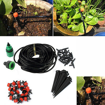 Automatic Electronic Watering Kit Timer Garden Plant Greenhouse Drip Feed Syste
