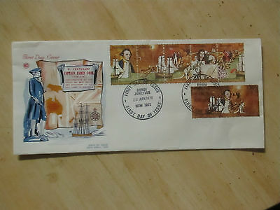 No  2--1970  Captain Cook  Bicentenary  --First  Day  Cover--A1  Order