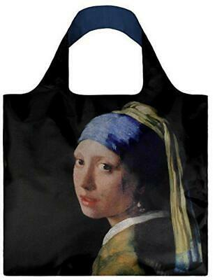LOQI LOQI Museum Johannes Vermeer's Girl with a Pearl Earring Reusable Shopping
