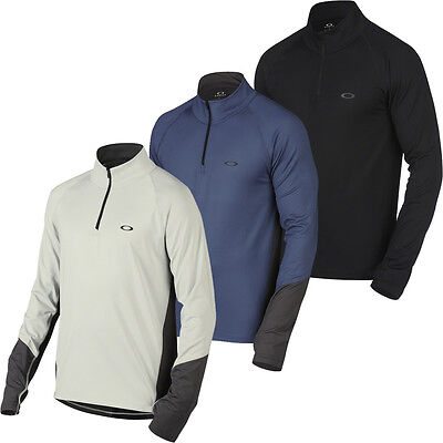42% Off Rrp Oakley O-Hydrolix™ Warm 1/4 Zip Cover-Up Performance Golf Pullover