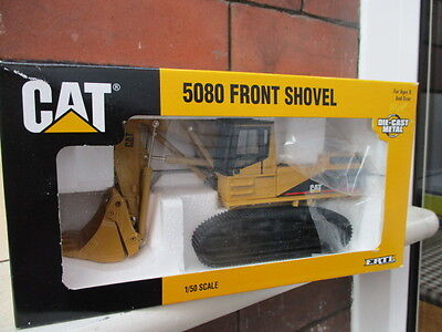 Ertl 1:50 Scale Cat Model 5080 Front Shovel Cat No.2676.