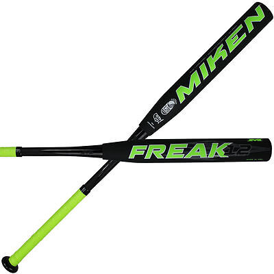 New Miken Freak 12 USSSA 28 oz. bat. Hurry for FREE Priority Shipping!!