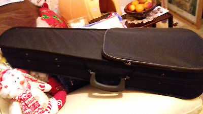 COLLECT full size violin, case & bow