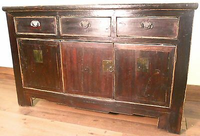 Antique Chinese Ming Cabinet/Sideboard (5996), Circa 1800-1849