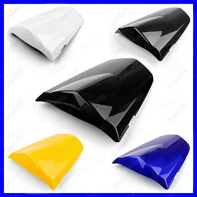 Motorcycle Pillion Rear Seat Cover Cowl ABS for Suzuki GSXR1000 2003-2004 K3