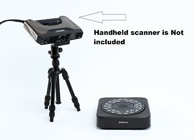 Tripod and Turntable for Einscan Pro 3D Scanner