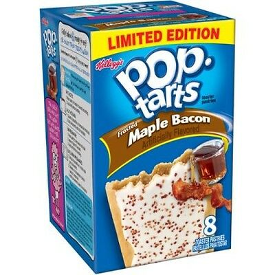 Pop Tarts - Frosted Maple Bacon [MHD]