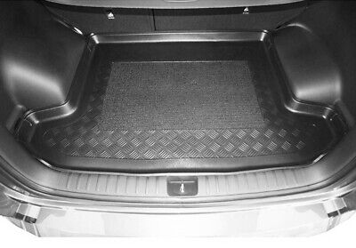 Choice of boot liner tray rubber load mat bumper protector Hyundai Tucson 2015+